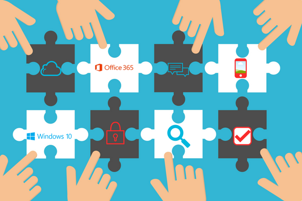Introducing Microsoft 365 Business and Enterprise: Turnkey IT